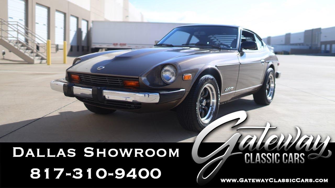 1976 Datsun 280Z For Sale Gateway Classic Cars Dallas #1127