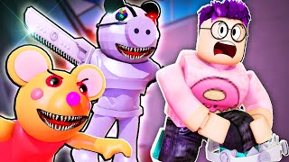 Can You Beat ROBLOX PIGGY MALL?! (NEW CHAPTER 10)