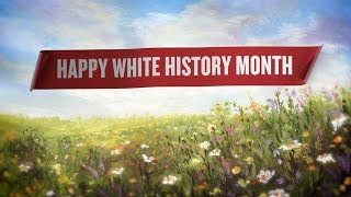 Happy White History Month? | Full Frontal on TBS