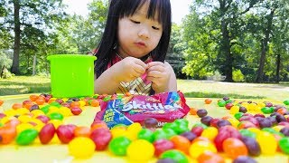 Kids Candy Play - Fun Colors Skittles for Children and toddlers