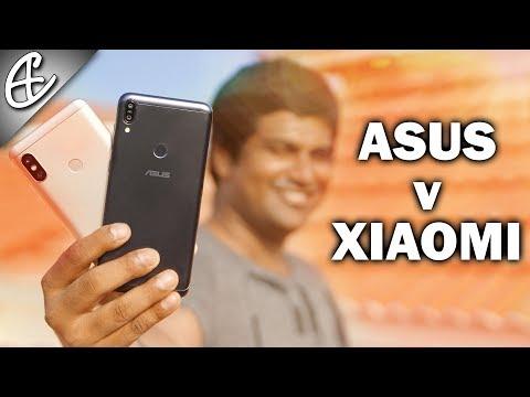 Zenfone Max Pro vs Redmi Note 5 Pro Comparison - PRO Battle!