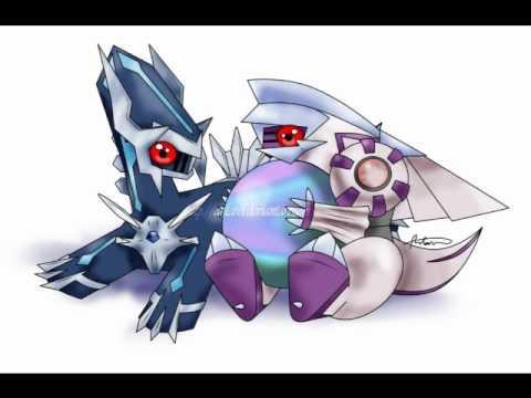 Pokemon- Diamond and Pearl- Dialga and Palkia- Music