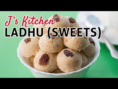 Ladhu / Laddu / Ladoo Recipe (Sri Lankan sweets) Easy Vegan & Vegetarian recipe