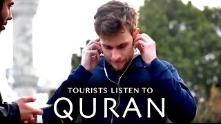 Tourists In Turkey Listen To Quran | Social Experiment