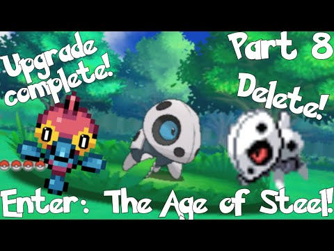 Level: Max - Enter: The Age of Steel! - Part 8 - Various - Let's Fail at Pokémon Omega Ruby!