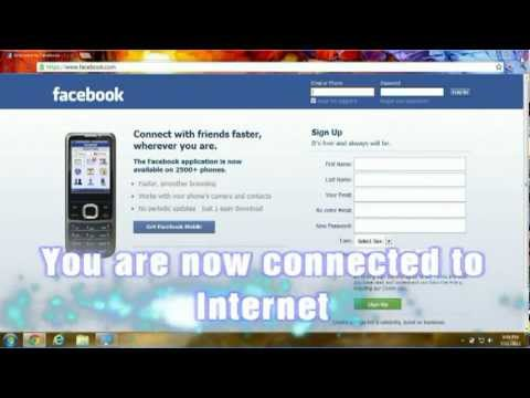 How to Share Mobile Internet with PC using Bluetooth Without PC Suites