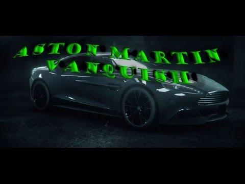 NFS rivals unlocking the Aston Martin Vanquish