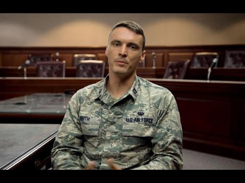 Ask An Airman - What is the process to become a JAG?
