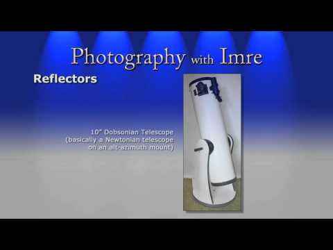 Astrophotography, Part 1 - Photography with Imre - Episode 32