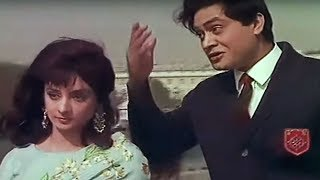 Mashalla Tum Jawan Ho - Saira Banu, Joy Mukherjee   Mohd Rafi   Yeh Zindagi Kitni Haseen Hai Song