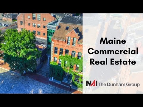 Maine Commercial Real Estate From The Dunham Group