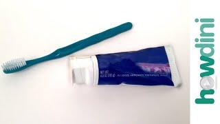 7 Ways to Use Toothpaste: Howdini Hacks