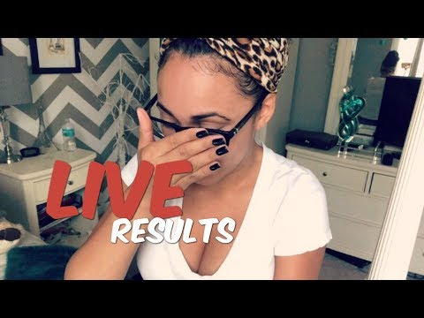 Finding Out My NCLEX Results LIVE!