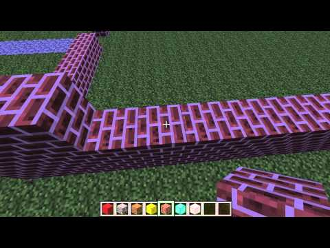 How to make a Slender Woods on Minecraft!