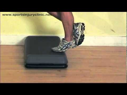 Exercises for Shin Splints Rehabiltation