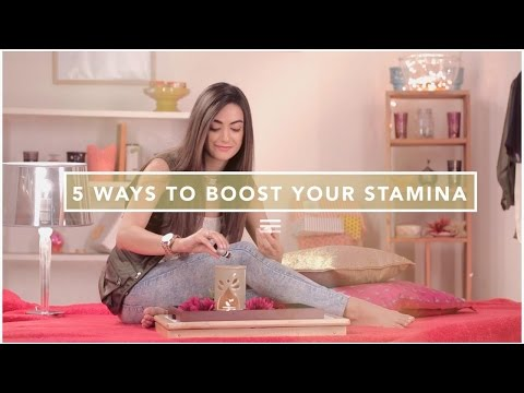 5 Ways To Get More Energy And Boost Your Stamina