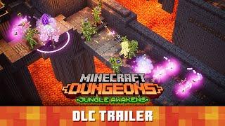 Minecraft Dungeons: Jungle Awakens – Official Launch Trailer