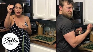 Learn how to cook Daniel Bryan