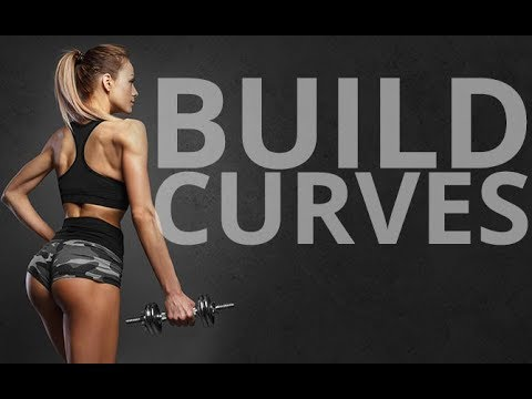4 Exercises To BUILD CURVES | Rounder Butt | Smaller Waist