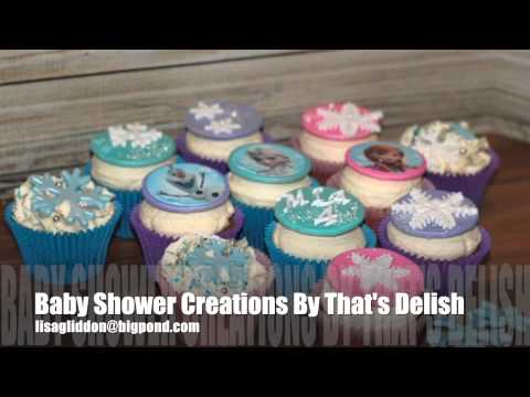 That's Delish Cakes for your Baby Shower