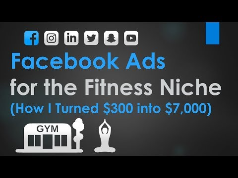 Facebook Advertising for Gyms, Yoga Studios, Crossfit, MMA & More   Facebook Ads for Fitness