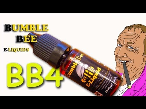 VAPING E-LIQUID / E-JUICE MADE IN THE UK TESTED ON EGO-T BUMBLE BEE HAVE THE BUZZ