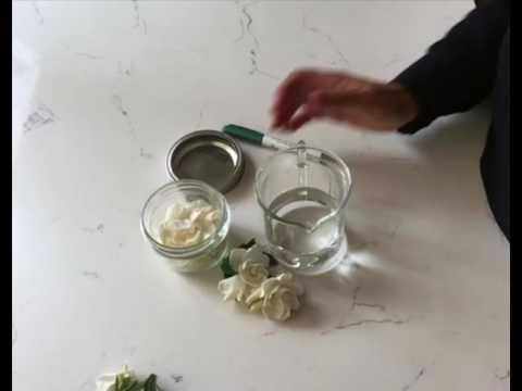 How To Make Gardenia Extract