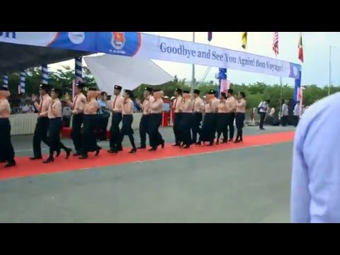 CPY15 Send Off Ceremony - Vietnam Port of Call SSEAYP42