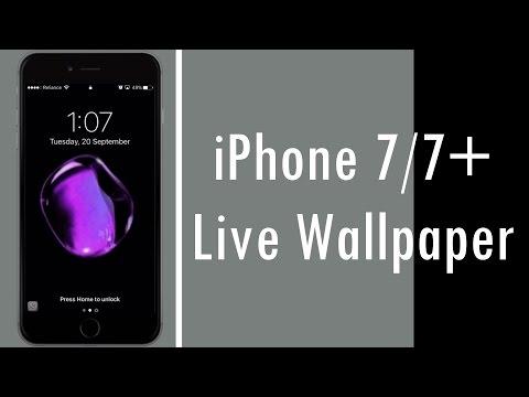Iphone 7 Wallpaper Hd Free Download Iphone Black
