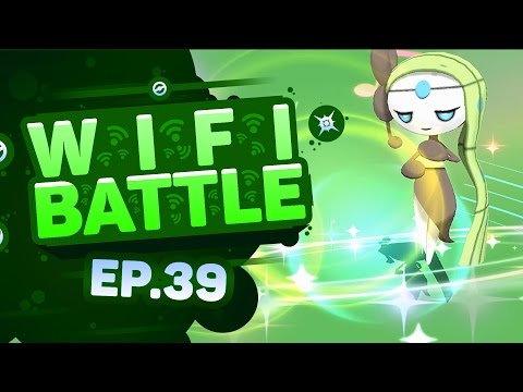 RELIC SONG MELOETTA?! | Pokemon Sun and Moon WiFi Battle 039 Vs. Kevin