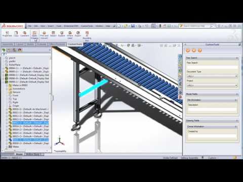 CustomTools: Sheet Metal & Weldment Tools