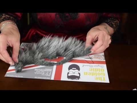 How we make a Super-Stache Fake Beard