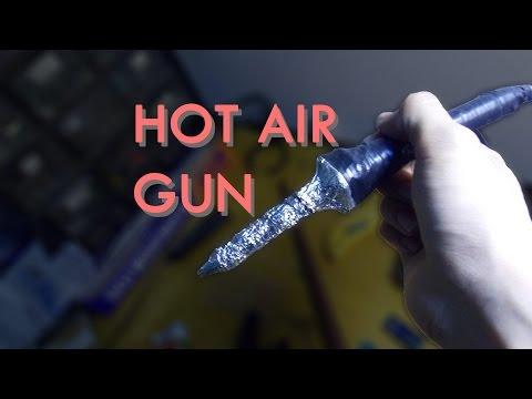 DIY Simple Hot Air Gun!
