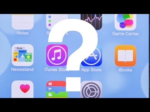 Can't find app after downloading it , how to find - fix iPhone iPad iPod iOS 9 iOS 8 iOS 7 iOS 6