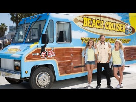 Tyler Florence Shares Secrets of Successful Food Trucks