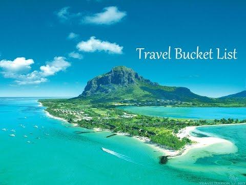 Travel Bucket List - Cities