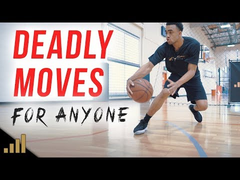 Easy Basketball Moves to Create Space For Your Jump Shot! [Deadly Separation Moves]