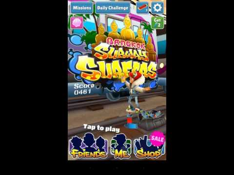 How to get unlimited coins and keys on subway surfers