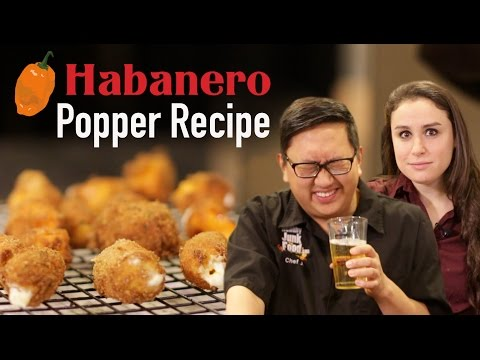 DIY Habanero Poppers PRANK