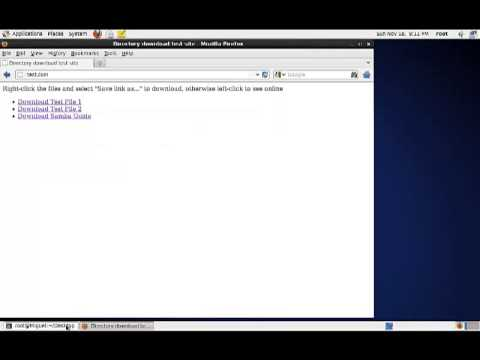 How to configure Access security to an HTML page in Apache server on CentOS 6