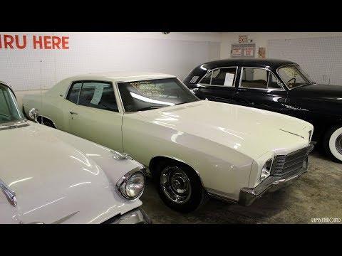 1970 Chevrolet Monte Carlo 454 Big-block V8