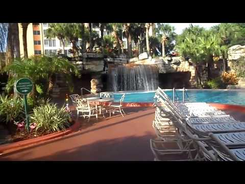 AMAZING RADISSON CELEBRATION KISSIMMEE TOUR OF THE POOLS AND BARS HD 360 POV