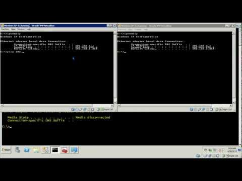 How to Configure IP Forwarding on a Windows Server