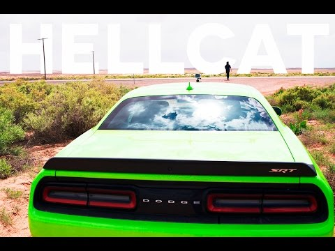 Driving A Hellcat Across The USA
