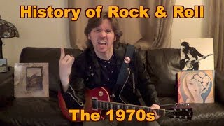 History of Rock & Roll - The 1970s