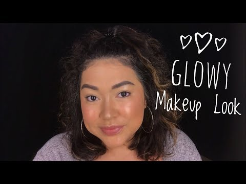 Glowy Makeup Look    The Savvy Beauty