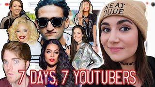 I Dressed Like YouTubers For A Week