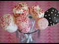 Fun to Make Valentine Marshmallow Pops