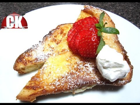 How to make Stuffed French Toast - Chef Kendra's Easy Cooking!