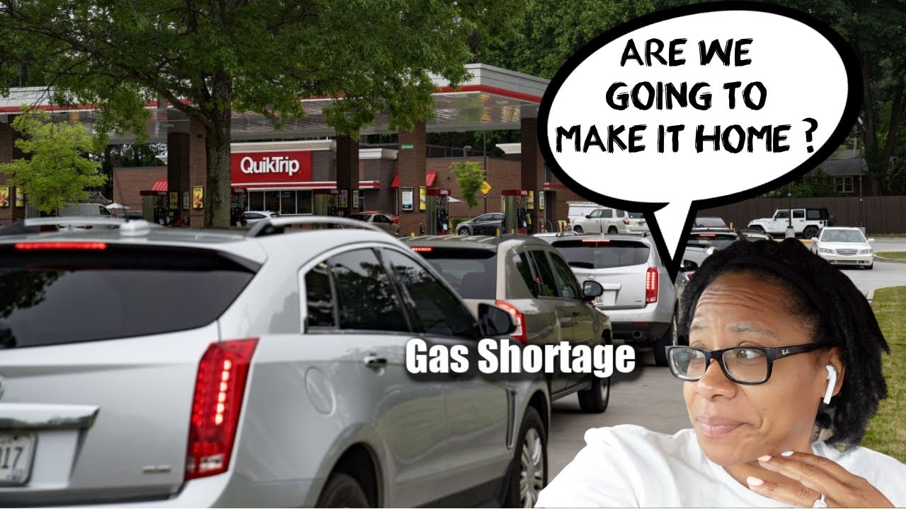 Gas Shortage | Trying To Make It Home | Tennessee To Florida | Dollywood | Javlogs